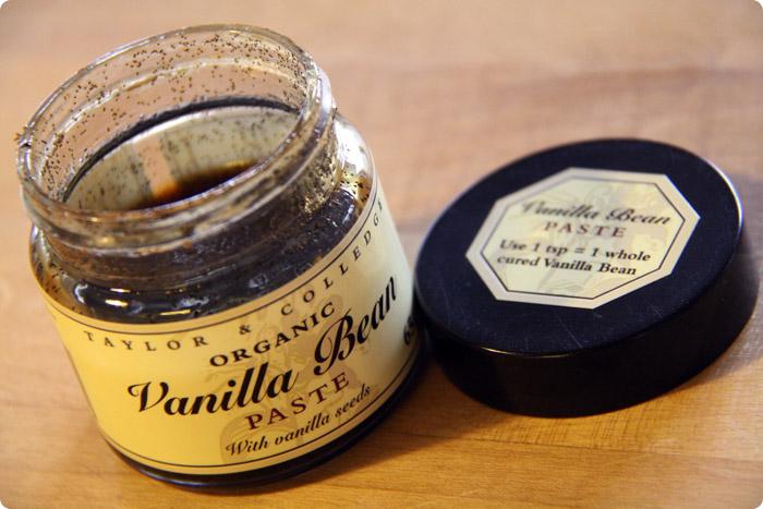vaniljepasta