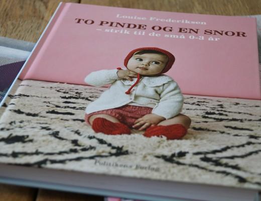 Nyt til hylden med strikkebøger